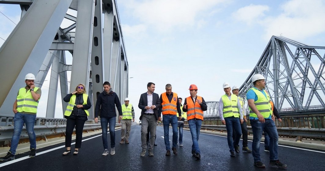 Lucrările pe Autostrada Soarelui – A2 au fost finalizate