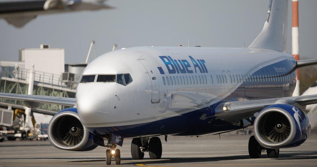 Noi zboruri Blue Air către destinații turistice din Grecia
