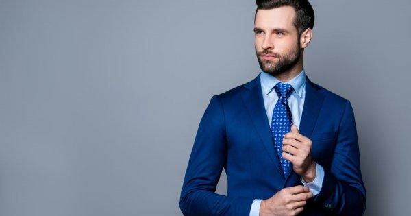 Garderoba masculină: articole esențiale pentru un look elegant la birou