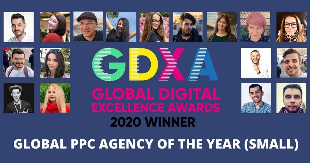 (P) WebDigital: Agenția Anului în PPC Marketing la Global Digital Excellence Awards