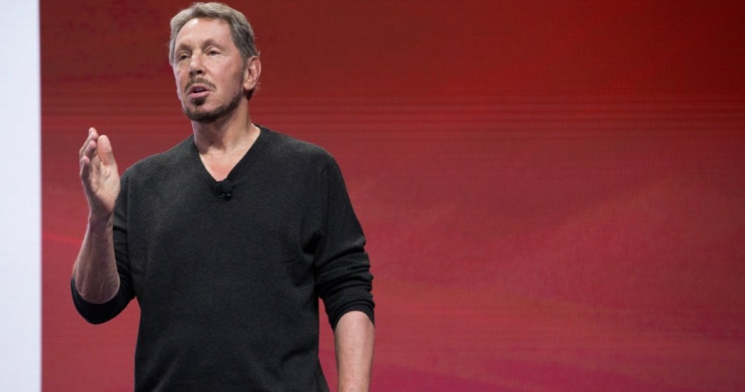 Larry Ellison, Oracle: Am tot respectul pentru Microsoft, Amazon, insa...gata!