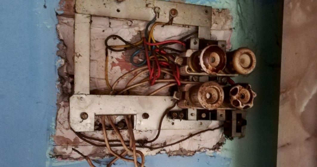 Instalaţiile electrice de utilizare subdimensionate, defecte sau improvizate, cauza a 25% dintre incendii