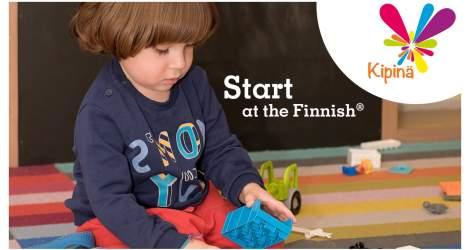 Grădinița Genesis preia franciza finlandeză Kipinä Kids: un program...