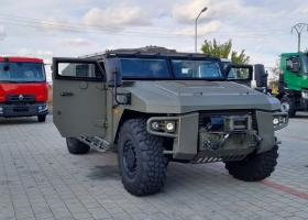 Cum arată vehicule blindate Sherpacare vor fi în oferta de licitații pentru...