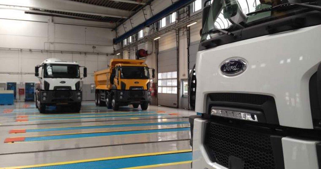 Ford Trucks, in top 3 pe piata din Romania pana in 2020