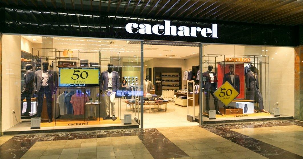 Cacharel inaugurează singurul magazin de haine din România
