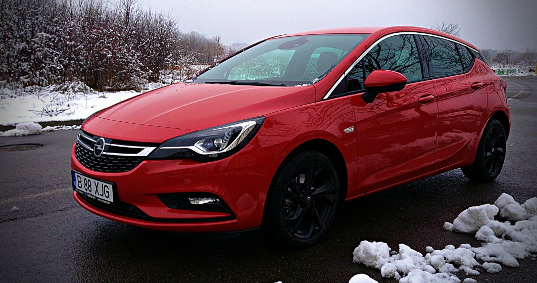 Test drive cu Opel Astra K si cea mai rapida motorizare - 1.6 Turbo 200 CP