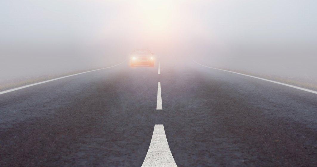 ANM a emis un cod galben de ceață