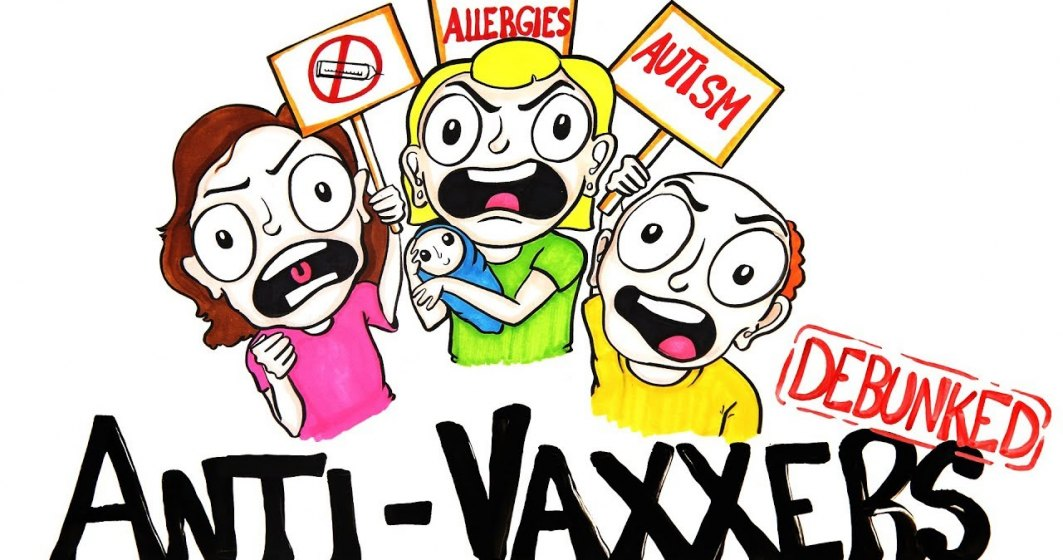Copiii nevaccinati nu mai au voie in scolile din New York. Parintii sunt furiosi