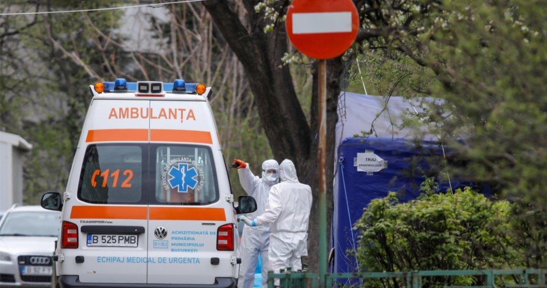 Surse PRO TV: Trei morți după ce s-a oprit oxigenul în TIR-ul ATI