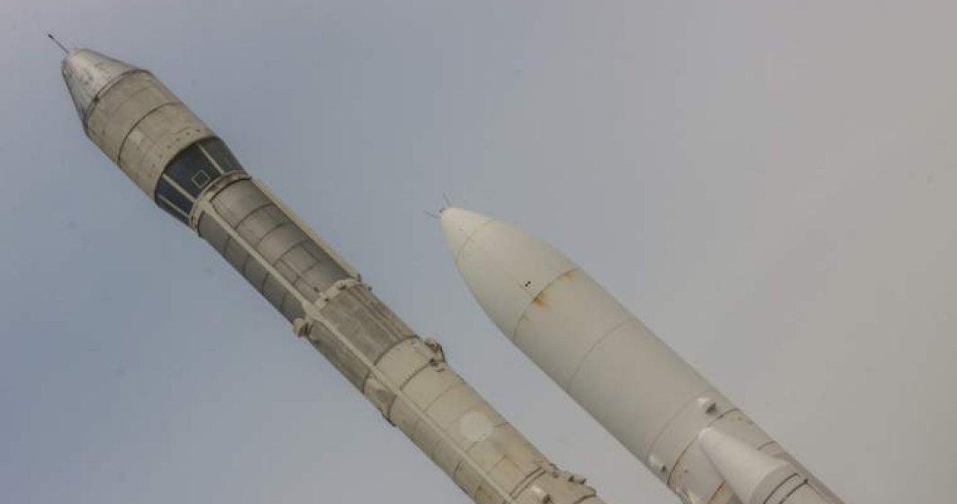 Coreea de Nord a efectuat un nou tir de racheta balistica