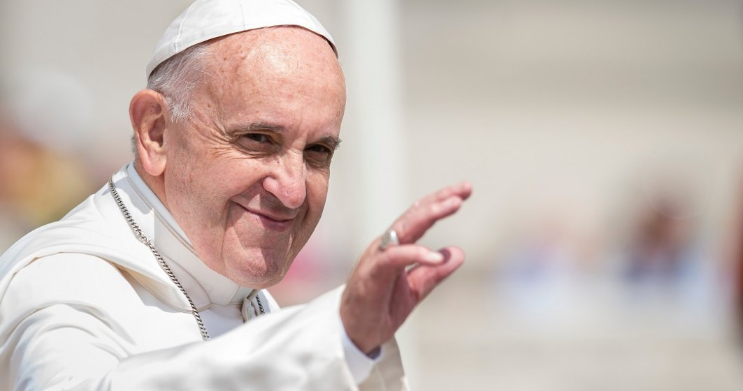 Papa Francisc a lansat un fond pentru sprijinirea celor afectaţi de criza coronavirusului