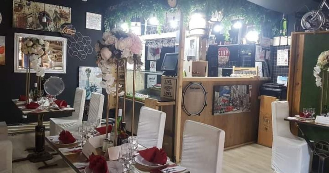 Asociația HAPPY a deschis un restaurant pentru persoane vulnerabile