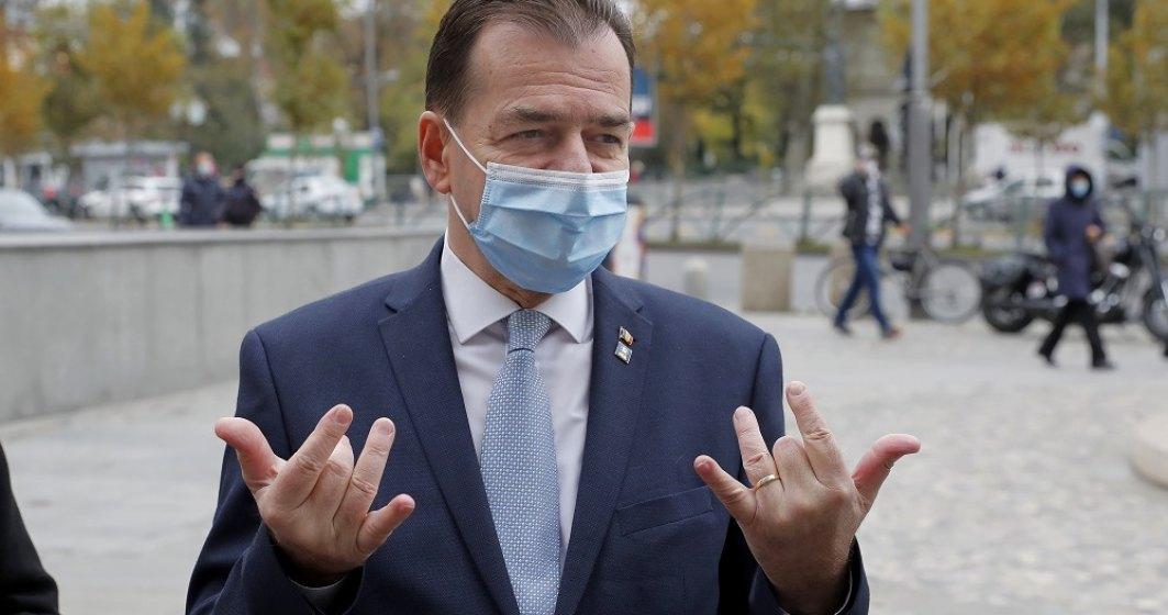 Orban promite refacerea coaliției cu USR PLUS dacă-l învinge pe Cîțu în alegerile pentru șefia PNL