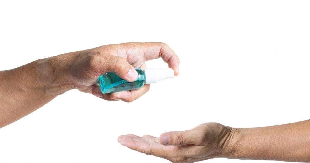 Gerocossen are în curs de avizare două produse biocide pentru igienă umană