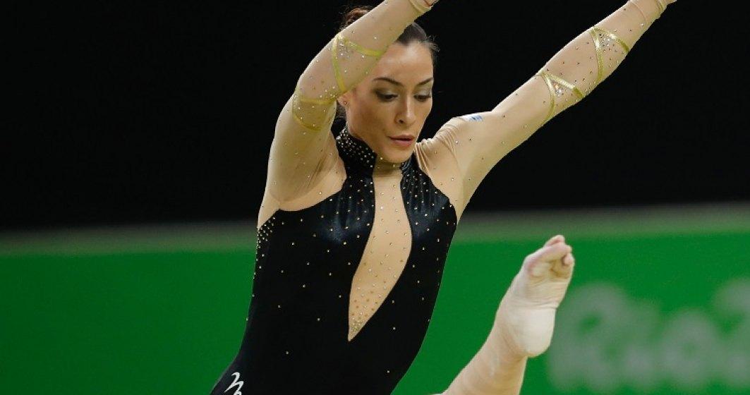 Catalina Ponor, medalii de aur la barna si sol la Cupa Mondiala de la Baku