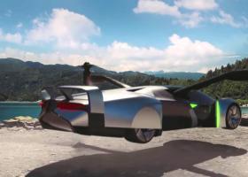 Concurentul chinez al Tesla va începe producția în masă de mașini zburătoare...