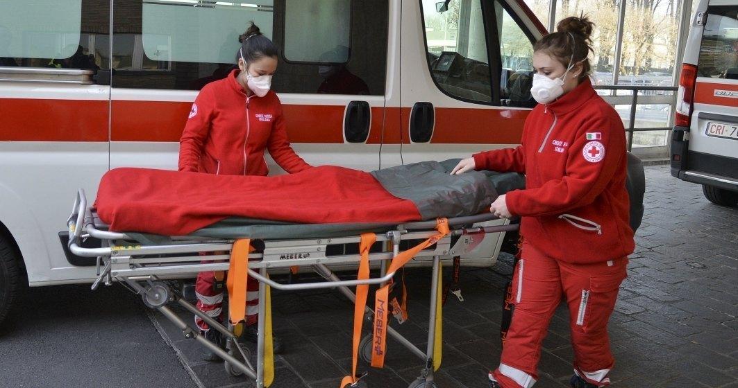 Numărul persoanelor contagiate în Italia cu noul coronavirus ar putea fi de zece ori mai mare