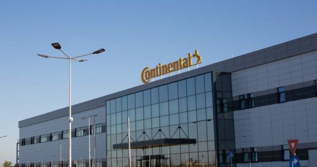 Continental va angaja 1500 de persoane si va face investitii de peste 150 mil. euro in 2017