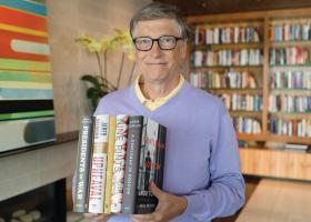 Top 5 cărți recomandate de Bill Gates. Lista de lecturi a miliardarului...