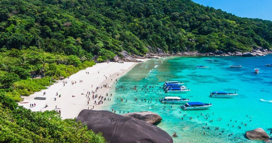 Acces interzis turistilor, pe timp de noapte, pe cele mai cunoscute insule din Thailanda