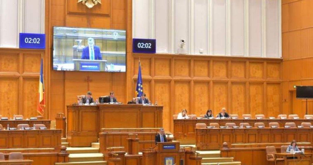 Camera Deputatilor a lansat o licitatie pentru a cumpara masini de peste un milion de euro