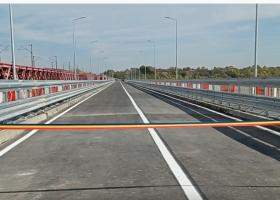 Exces de zel românesc: podul inaugurat la ambele capete