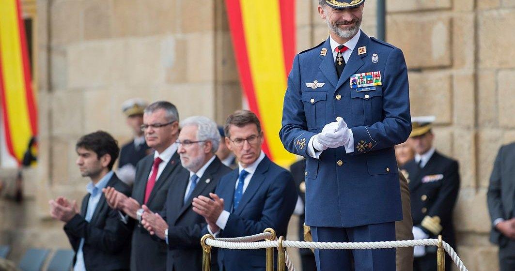 Româncă decorată de regele Felipe al Spaniei cu Ordinul de Merit Civil