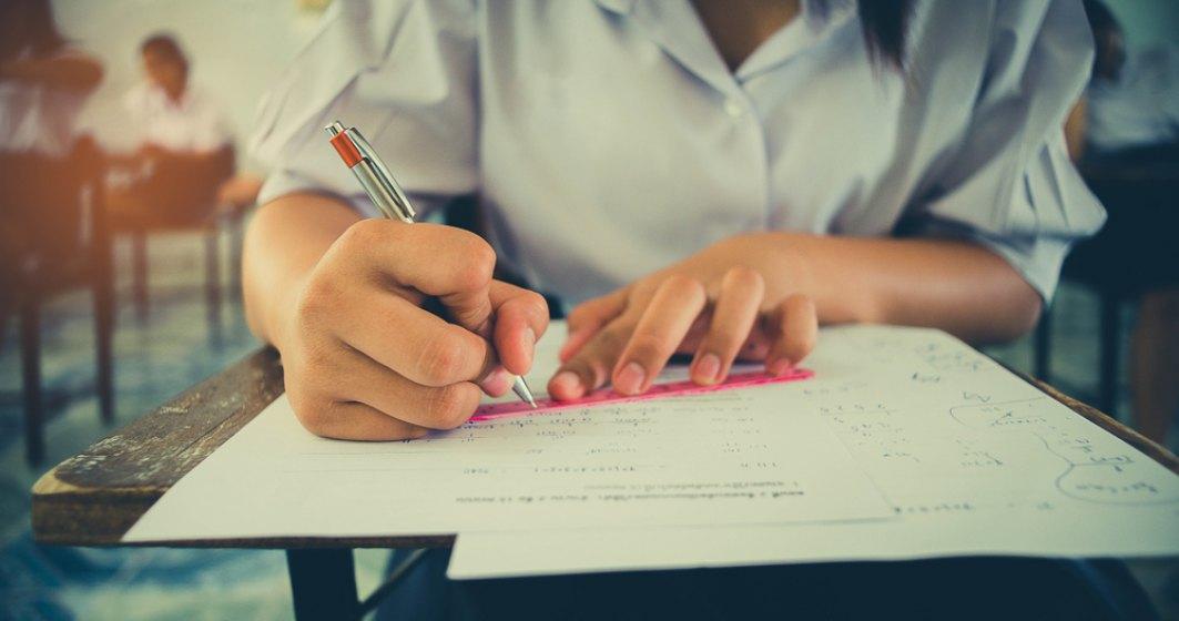 Evaluarea Națională: Trei elevi s-au prezentat cu temperatură la proba de Matematică