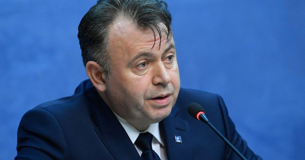 Tătaru, prima declarație după ce a fost propus ministru al Sănătății: E o perioadă grea, trebuie să ne unim