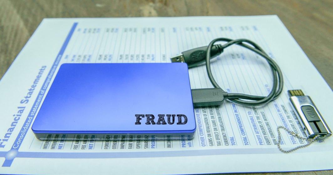 Analiză: Peste 75% dintre companiile din România sunt fraudate de proprii angajaţi