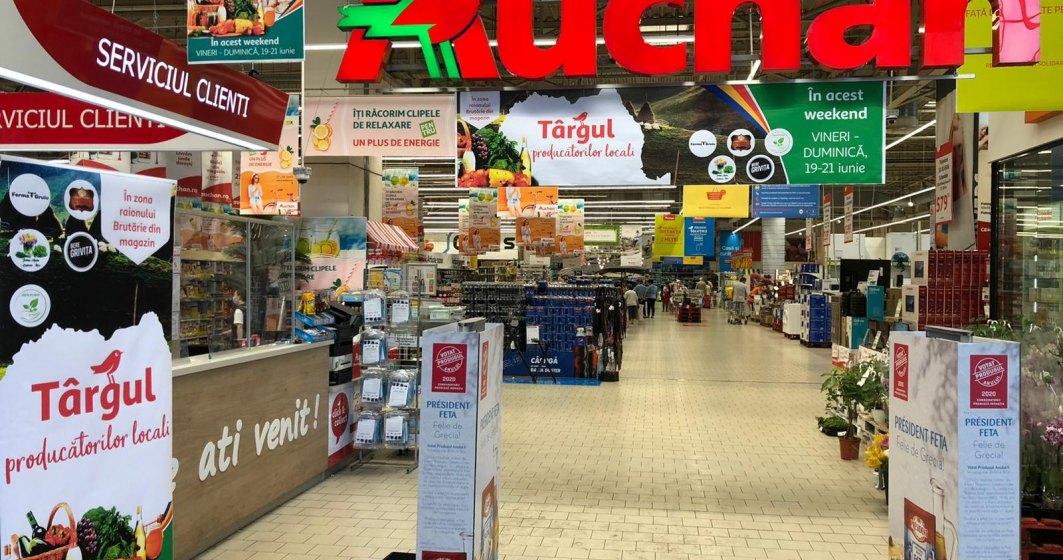 Hipermarketurile Auchan găzduiesc târguri tematice de carte, accesorii auto și pentru biciclete
