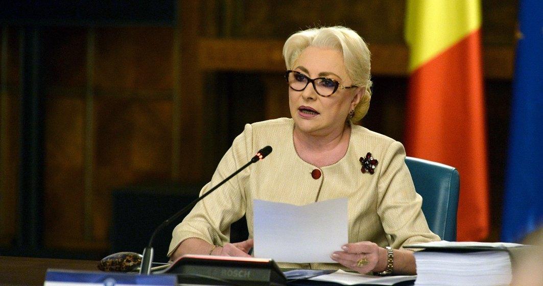 Viorica Dancila vrea amnistie fiscala pentru cei care au datorii la sanatate inregistrate intre 2014-2017