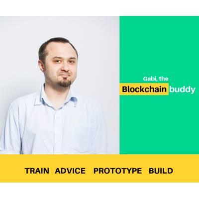 Blockchain consultant Iasi