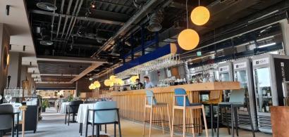Review restaurant George Butunoiu: Fork Ana Tower, cea mai spectaculoasă...