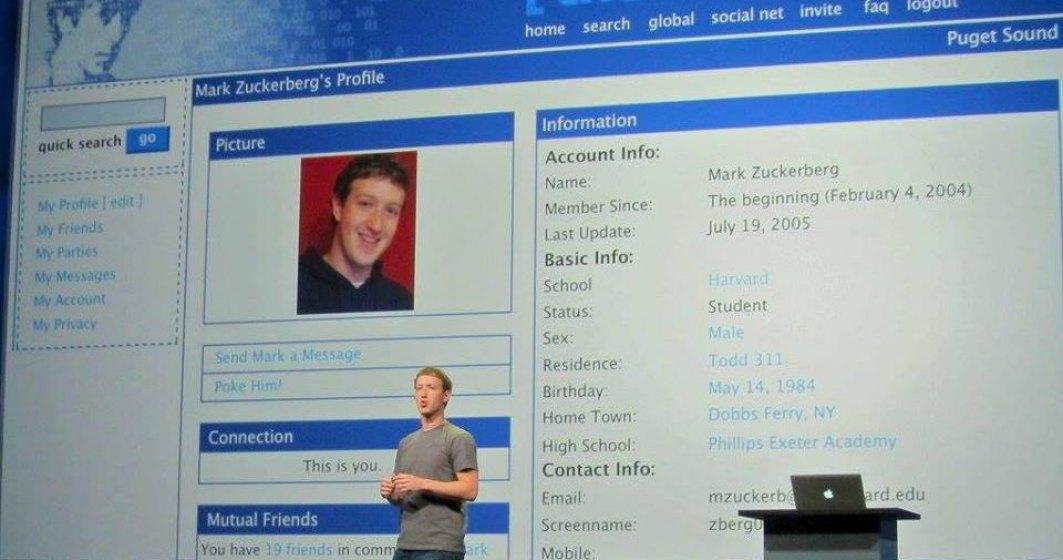 Lucruri surprinzatoare despre Facebook pe care nu le stiai