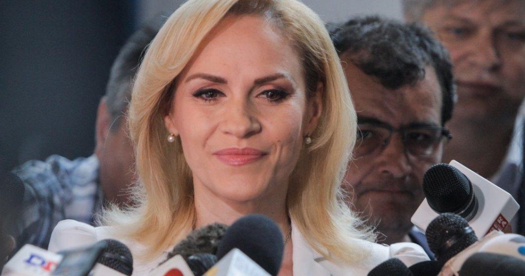 Gabriela Firea promite tichete cadou în valoare de 1.000 de euro pentru cei care donează plasmă