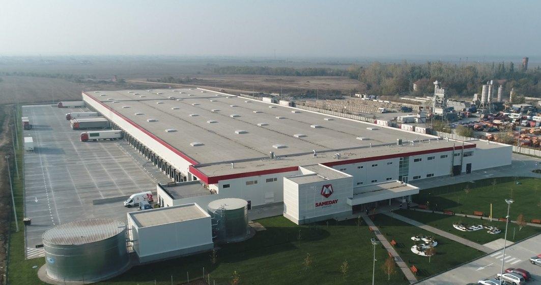 Sameday inaugureaza un nou centru logistic, in urma unei investitii de 20 mil. euro
