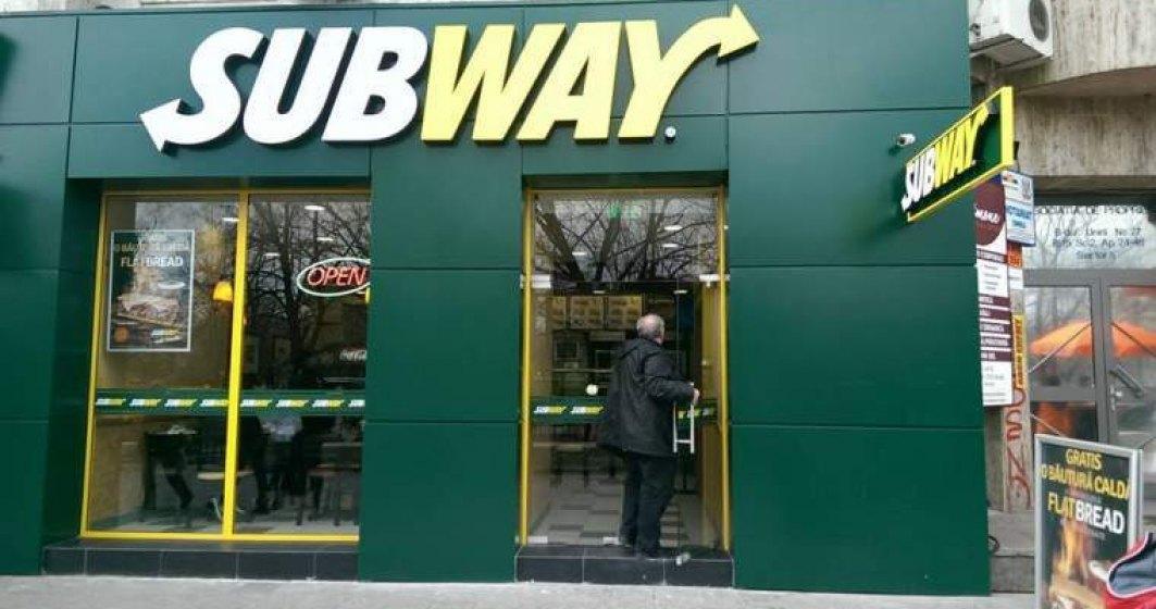 Subway intentioneaza sa deschida zece restaurante noi, in 2018