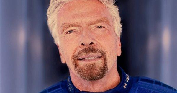 LIVE. Richard Branson, în primul său zbor în spațiu
