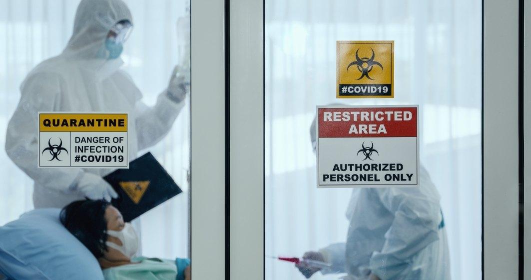 CORONAVIRUS: Încă 9 persoane infectate în România au murit. Bilanțul deceselor a urcat la 257