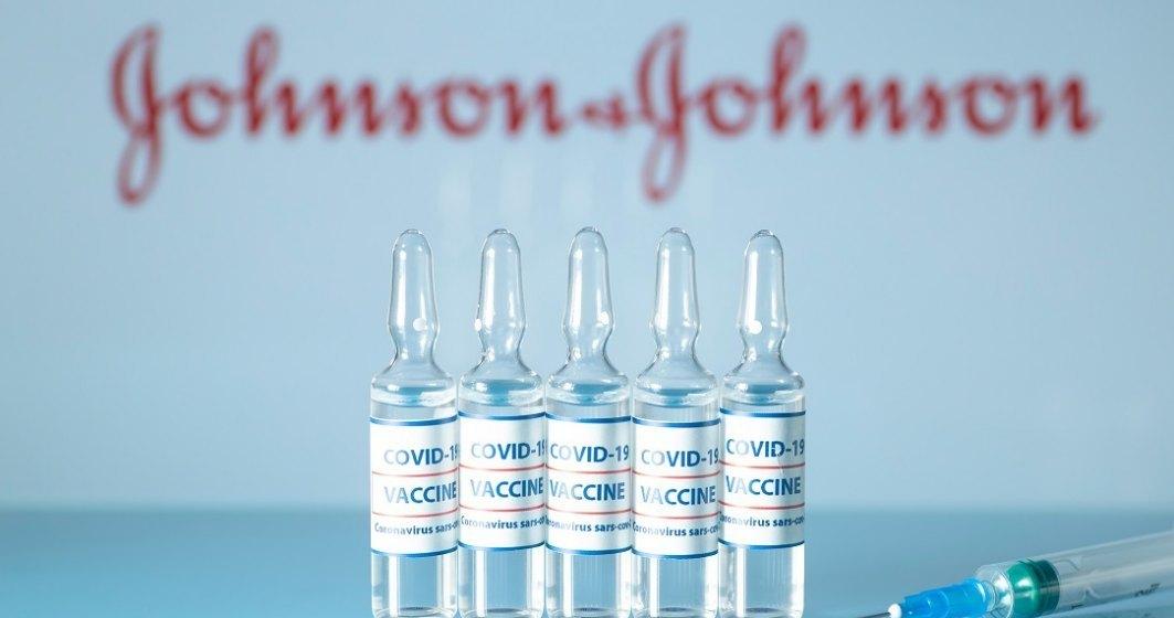 Autoritățile americane au cerut blocarea producție într-o fabrică în care erau produce vaccinurile Johnson & Johnson