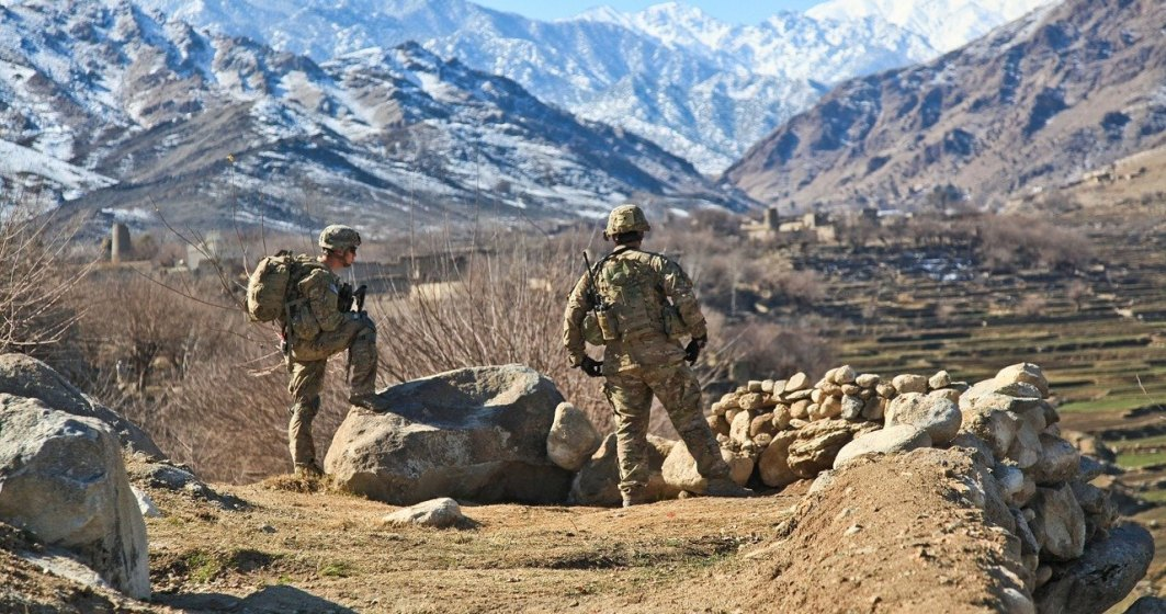 NATO se pregătește să se retragă din Afganistan