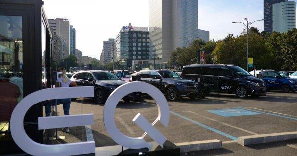 Mercedes-Benz România: Anul acesta, unul din 5 autovehicule vândute a fost...