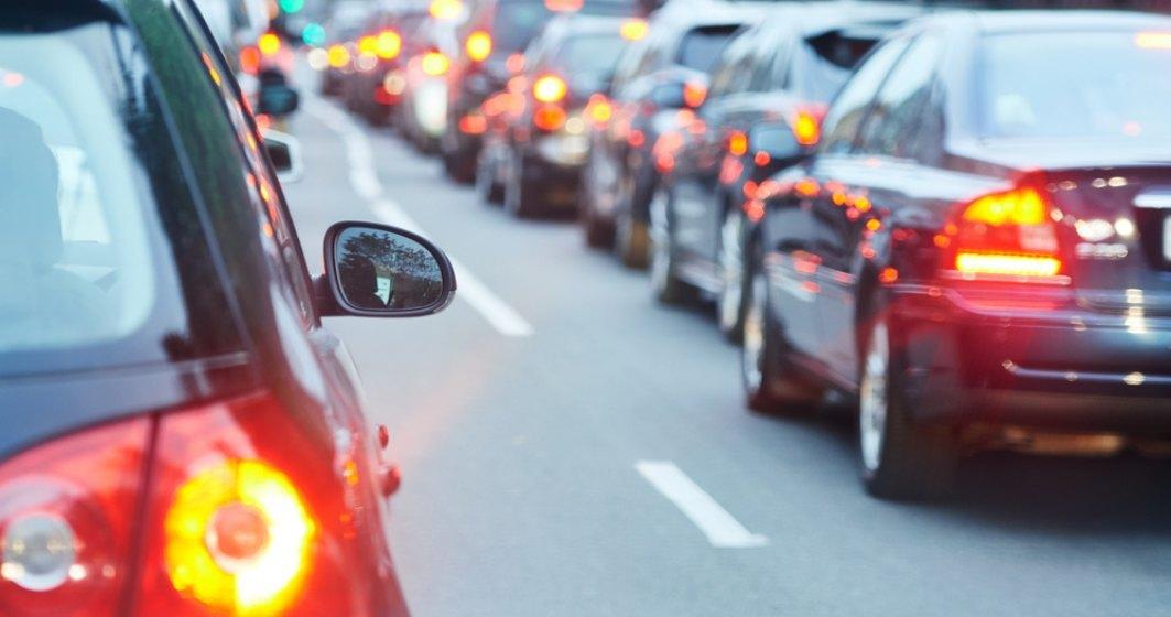Capitala, lider la inmatriculari de vehicule rutiere, desi drumurile au nenumarate probleme