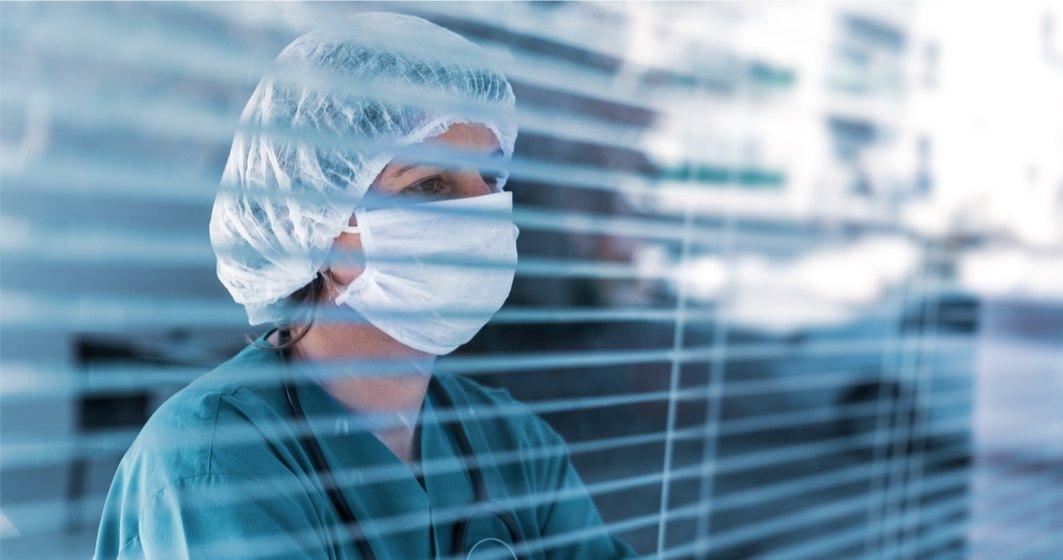 Focar de COVID-19 la Spitalul Judeţean de Urgenţă (SJU) Slatina