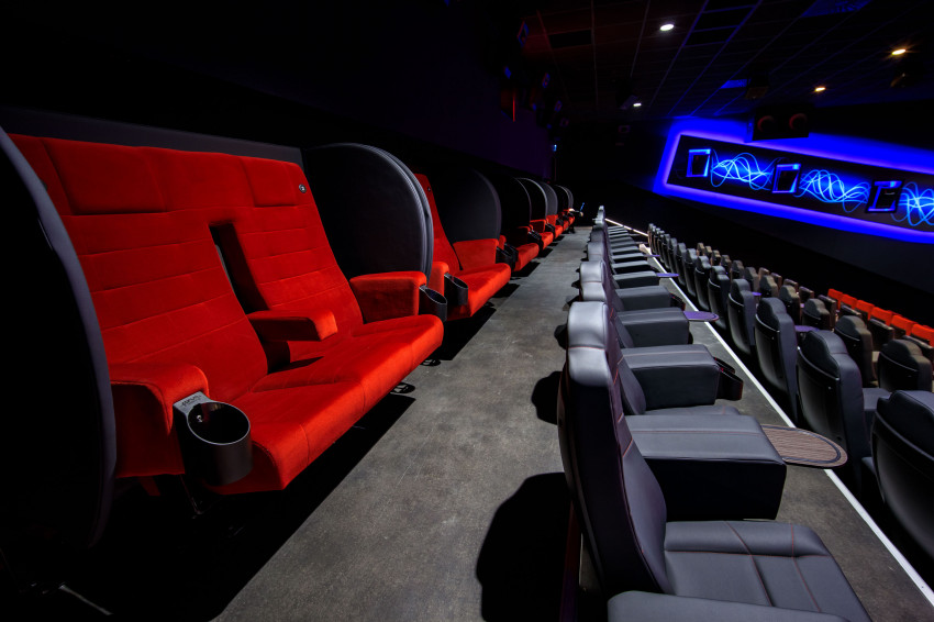 Sala cinema Cineplexx