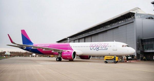 Ofertă cu 1 euro la Wizz Air până la finalul săptămânii