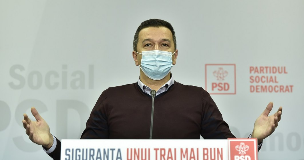 Sorin Grindeanu: Gașca pierzătorilor vrea să confiște votul de duminică
