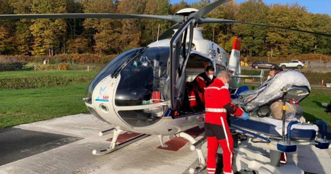 Belgia, copleșită de COVID-19: 1.000 de pacienți transferați de la spitale care și-au atins limita